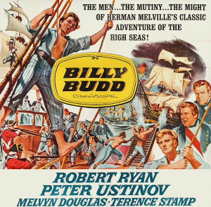 "While this Billy Budd DVD cover looks exciting, it's a safe bet that ""Billy Budd""(V4) is a little more thrilling."